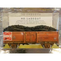 ** Busch 7600 Coal Load to fit Fleischmann / Trix / Roco Wagons can be cut to fit