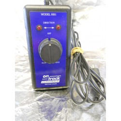 ** OnTrack Controllers HH1  Single Track Handheld Controller
