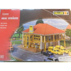 ** Faller 130488  ADAC Building Kit Era IV