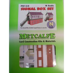 ** Metcalfe PN133  Signal Box Set