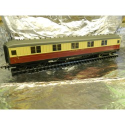 "** Hornby R4182  BR  61Ft. 6in  Corridor 1st Class Sleeper Coach "" E2161E ""."