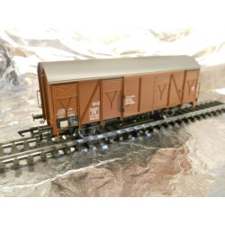 ** Rivarossi GV6003 DB Gs Brown Ferry Wagon Railway Transportation Corp