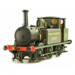 * Dapol 7S-010-010 Terrier A1X Fishbourne 9 Southern Green