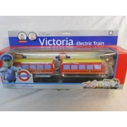 ** Bachmann UE203 Underground Ernie Victoria & Trailer Car