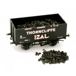 ** Dapol 7S-000-001 O Gauge Coal Load Kit (Real Coal) Approx 100g