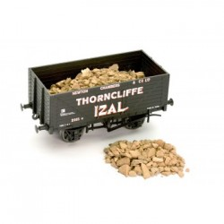 ** Dapol 7S-000-002 O Gauge Iron Ore Load Kit (Real Iron Ore) Approx 180g
