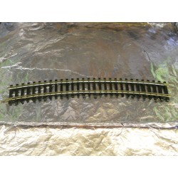 ** Hornby R608 Curved Track 3rd Radius