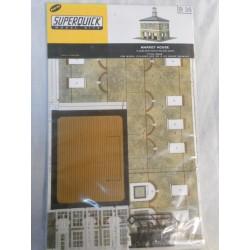 ** SuperQuick B35 Market House Card Kit