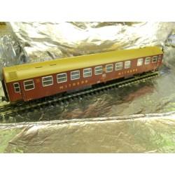 ** Sachsenmodelle 14459  Speisewagen WR Mitropa  DB  Era 5  1-100 Scale Lengh