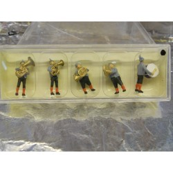 ** Vollmer 2205  HO Scale Brass Band