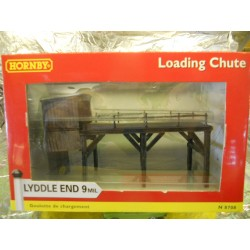 ** Hornby N8708 Lyddle End Loading Chute (N Scale)