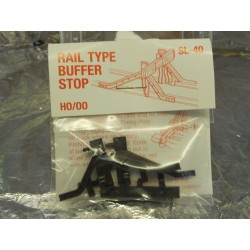 ** Peco SL-40 Rail Type Buffer Stop  Kit