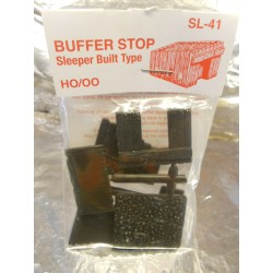** Peco SL-41 Buffer Stop Sleeper Built Type
