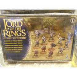 ** Games Workshop 04-08  Lord of the Rings Warriors of Minias Tirith.