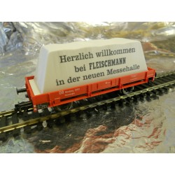 ** Fleischmann 805914  2- Axle Covered Wagon Fleischmann Special