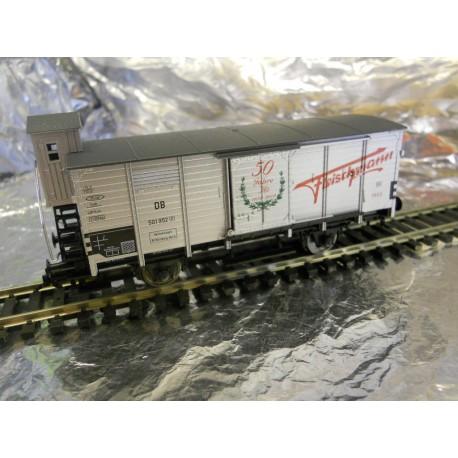 ** Fleischmann 825365 DB Box Wagon with Brakemans Cab.