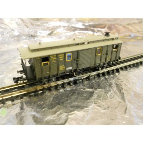 ** Fleischmann 8382  6-Wheeled DRG Train Heating Boiler Van Epoch II
