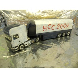 ** Herpa 194532 Scania Cars Club Model 2009 Limited Edition Series
