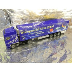 ** Herpa 271646 DAF XF SSC Refrigerated Box Trailer Schleswig