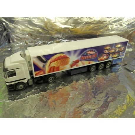 ** Herpa HMDR10003  Manhattan Icecream Exclusive Lorry.