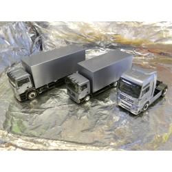 ** Herpa 281935 Special Three lorry MAN Set Klassentreffen