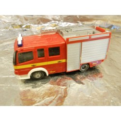 "** Herpa 047296 Mercedes Benz Atego 04 LF 10/6 ""Fire Department"""