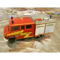 ** Herpa 297172  Mercedes-Benz T2 LF 8/6  Stuttgart fire Department.
