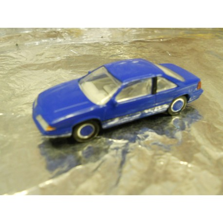 ** Herpa 022002 Pontiac Grand Prix Blue