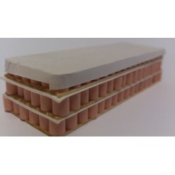 ** Heico 870854 Clay Pipes Stacked on 3 levels x 1 pack TT / HOe / HO / 00
