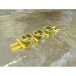 ** Heico 220321 Concrete Tubes on Wooden Pallet 50mm TT / N