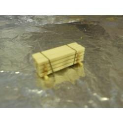 ** Heico 220411 Timber on Wooden Blocks 25mm TT / N