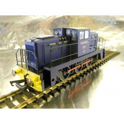** Golden Valley Models GV2012 NCB Janus Diesel Locomotive