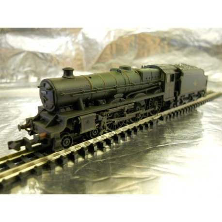 ** Graham Farish 372-481 Jubilee Class 45572 BR Lined Green Late Crest (Weathered)