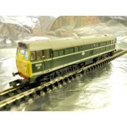 Graham Farish 371-110 Class 31 D5563 BR Green