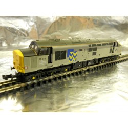 ** Graham Farish 371-167 Class 37/5 37514 Railfreight Metal Sector