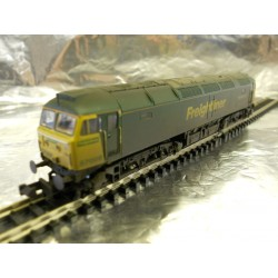 ** Graham Farish 371-651A Class 57/0 57008 Freightliner Explorer Weathered