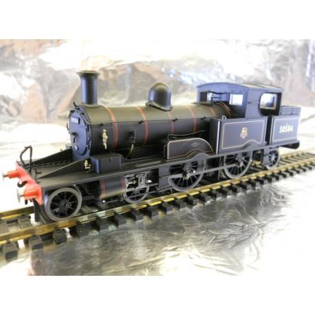 ** Oxford Rail 76AR002 OO Scale Adams Radial BR Early 30584 Steam Locomotive