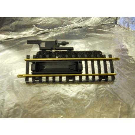 ** Fleischmann 6014 HO Model Track Uncoupler Track Manual  100mm