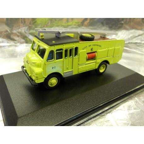 ** Oxford Diecast 76GG004  Green Goddess Coventry Fire Brigade