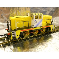 ** Golden Valley Hobbies GV2013 British Steel Janus 0-6-0 Diesel Locomotive