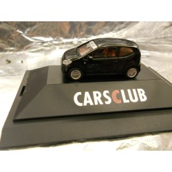 ** Herpa 192989 HCC2012 VW Golf Black With Display Box 1:87 HO Scale