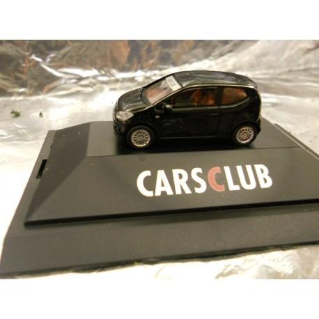 ** Herpa 192989 HCC2012 VW Golf Black With Display Box 1:87 HO Scale