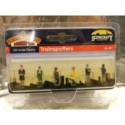 ** Bachmann 36-401 Trainspotters (6)