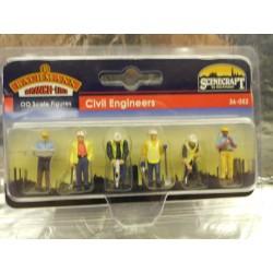 ** Bachmann 36-052 Civil Engineers (6)