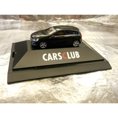 ** Herpa 911573 HCC 2013 Mecedes Benz Black With Display Box 1:87 HO Scale