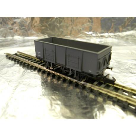 ** Dapol 2F-038-003 GWR 20T Steel Mineral Wagon N Gauge