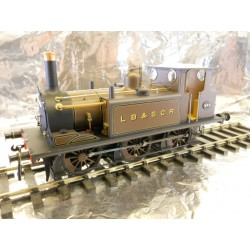 ** Dapol 7S-010-009D Terrier A1 Gipsyhill 643 Marsh Umber Brown DCC & Sound