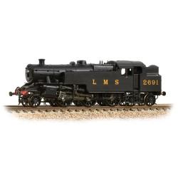 ** Graham Farish 372-750 Fairburn 2-6-4 Tank 2691 LMS Black