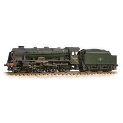 ** Graham Farish 372-579 Rebuilt Royal Scot 46122 'Royal Ulster Rifleman' BR Green L/