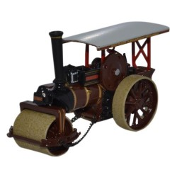 ** Oxford Diecast 76FSR004 Fowler Steam Roller No 19053 Patricia B